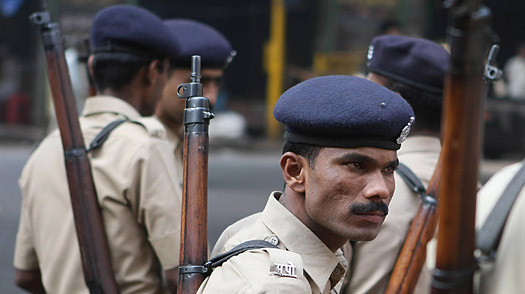 Rights Groups Probe Indias Shoot-Out Cops
