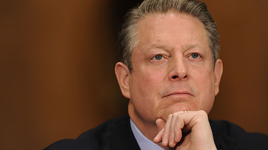 Hunger Activists Want Al Gore to Make Another Movie
