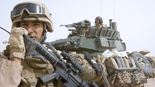 Obamas Iraq Pullout Plan: A Thumbs-Up from Anbar
