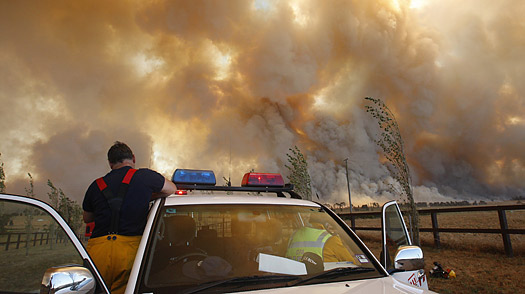 Why Global Warming May Be Fueling Australias Fires