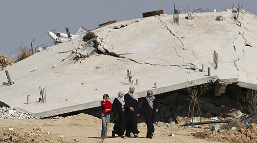 In the Aftermath of Gaza, Hamas Becomes Harder to Ignore
