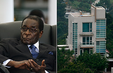 Mugabes Home Away from Zimbabwe: Hong Kong?