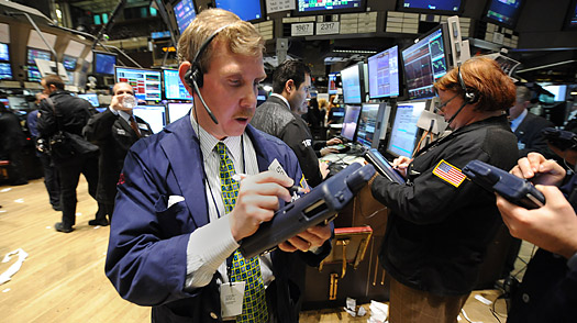 How Financial Stocks Could Be the Markets Bright Spot