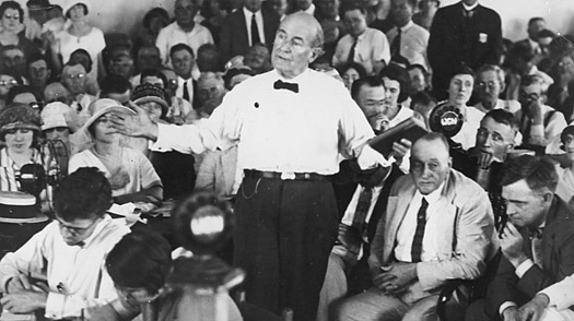 Darwins Bicentennial: A New Evolution Fight at the Site of the Scopes Monkey Trial