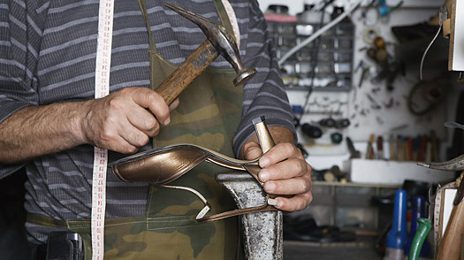 Fix-It Nation: In Tough Times, Tailors and Cobblers Thrive