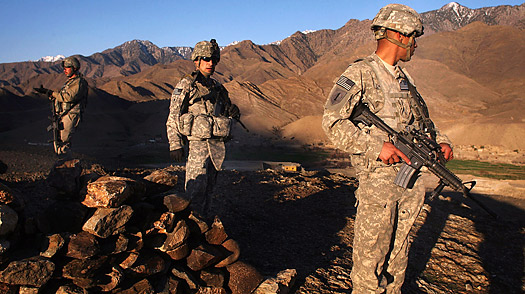 Can Afghanistan Support a Beefed Up Military?