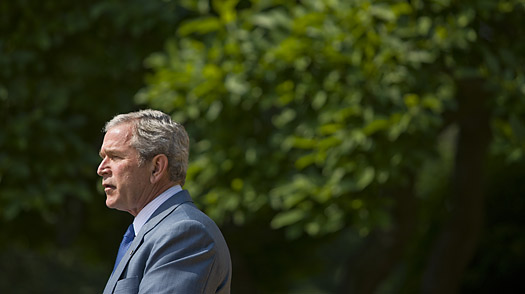 Bush and Obama Share One Thing: A Publisher