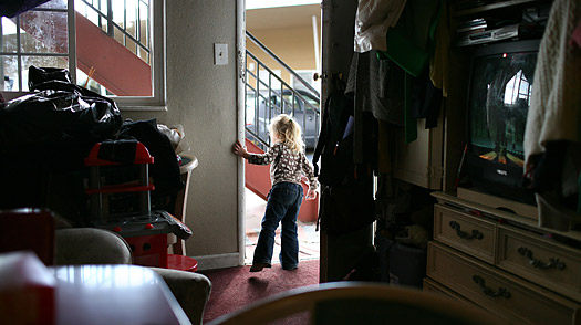 Report Says 1 in 50 U.S. Kids Are Homeless