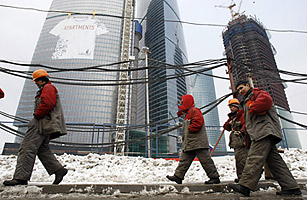 Is the Worst of the Economic Crisis Over For Russia?