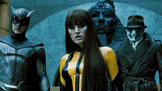 The Watchmen Review: Moments (a Few) of Greatness