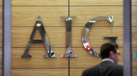 Is AIG Spending Too Much on Public Relations?