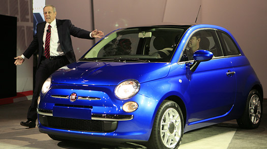 Here Come the Fiats: Vrooom