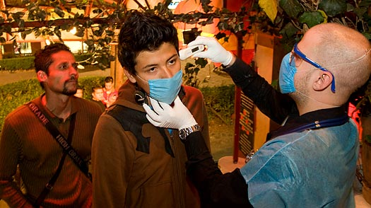 Swine Flu: Mexicos Lost Weekend