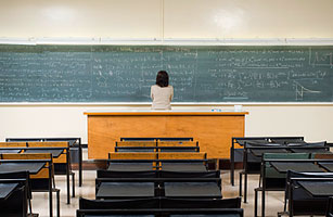 Forget Math. Women Lag in Becoming English Professors!