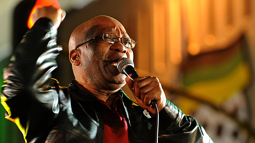 Zuma, South Africas Next President, Now Must Prove Himself