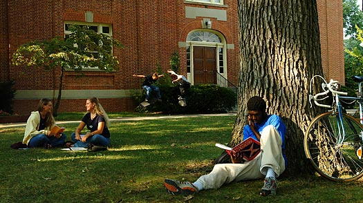 Decisions: How One College Is Snagging So Many Students