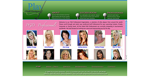 Lady Golfers for Rent: Escort Service for Duffers?