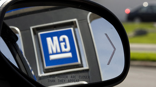 GM: Using Taxpayer Dollars To Put Taxpayers Out Of Work