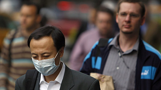 A New Pandemic Fear: A Shortage of Surgical Masks