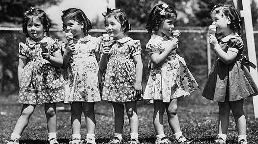 A Brief History of Multiple Births
