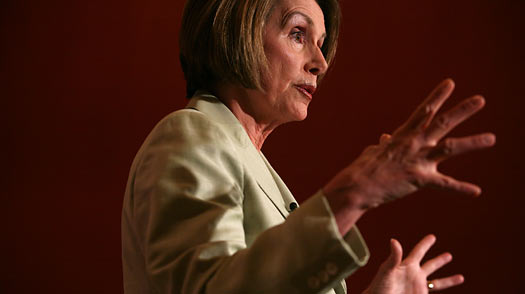 How Waterboarding Is Drowning Pelosi