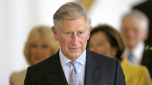 Prince Charles Goes Viral to Save the Rain Forests