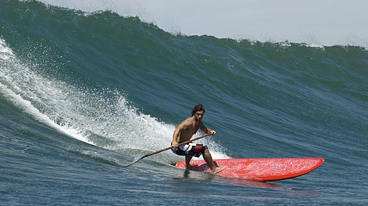 Whats SUP? A Surf Sport Thats Bucking the Recession