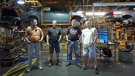 Amid Bankruptcy GM and Chrysler Retirees Face an Anxious Future of UAW Healthcare