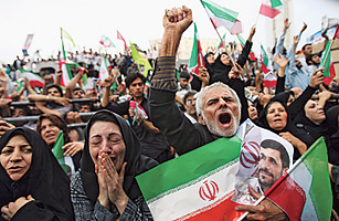 10 Days in Tehran: What I Saw At the Iranian Revolution