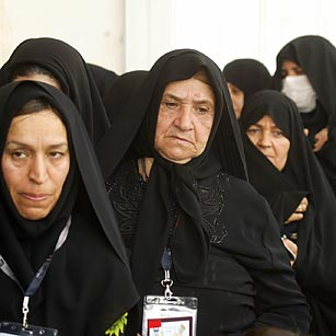 What Iraqis Think About Irans Election Turmoil