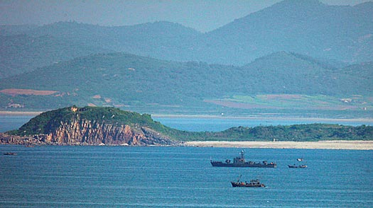 Will Offshore Searches Slow North Korean Nukes — Or Spark a Military Confrontation?