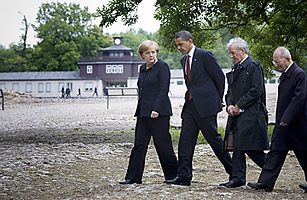 Obama at Buchenwald: A Message to Those Who Forget, or Deny