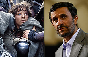 Iranian Politics: Watching The Lord of the Rings in Tehran