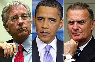 Obama Looks to Dennis Ross for Strategic Advice