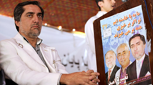 Afghan Elections: The Man Who Would Beat Karzai