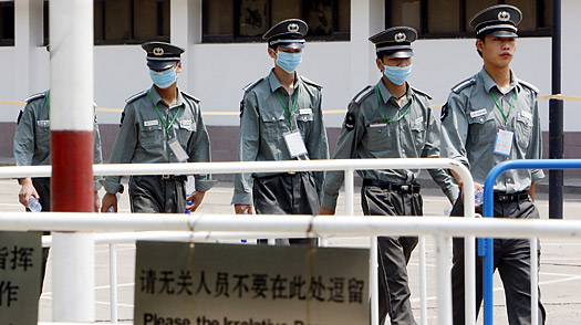 Swine-Flu Control: China Quarantines Come Under Scrutiny