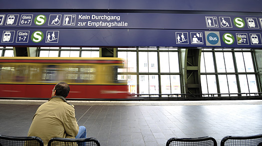 Train Chaos Brings Berlin to a Standstill