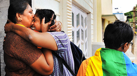 Indias Historic Ruling on Gay Rights