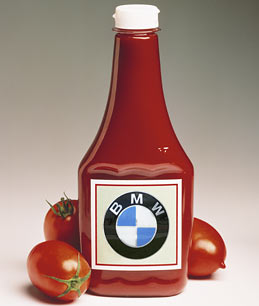 The Luxury Brand Effect: Should BMW Sell Ketchup?