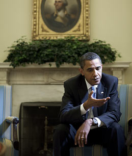 Obama Health-Care Interview: On His Push for Reform