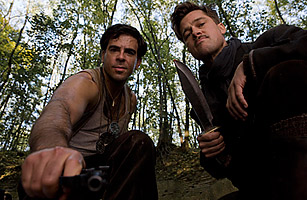 In Inglorious Basterds, Tarantino Stalks History and Hitler