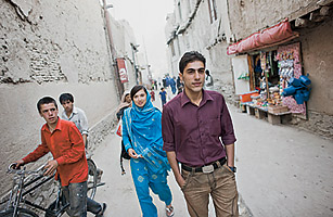 The Afghan Age Divide