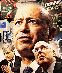 The Rage over Goldman Sachs