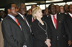 In Africa, Can Hillary Clinton Be Obamas Substitute Preacher?