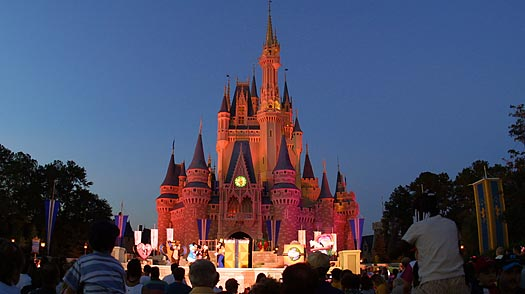 Disney World: When Death Comes to the Magic Kingdom