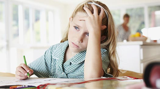 Homework for Kids: Maybe Not Such a Big Load After All