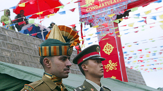 The China-India Rivalry: Watching the Border