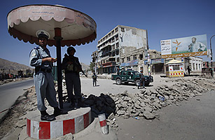 Afghanistan Vote: Threats, Anger, Empty Polling Stations