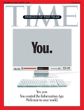 You are Time's Person of the Year