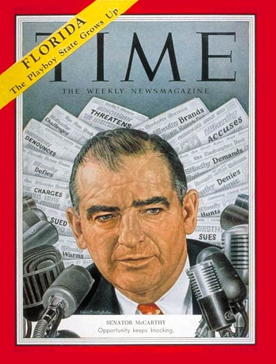 Image result for photo of joseph mccarthy